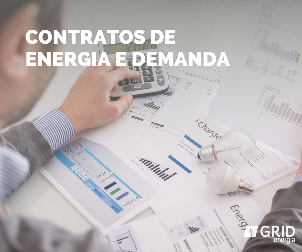 Contratos de Energia e Demanda